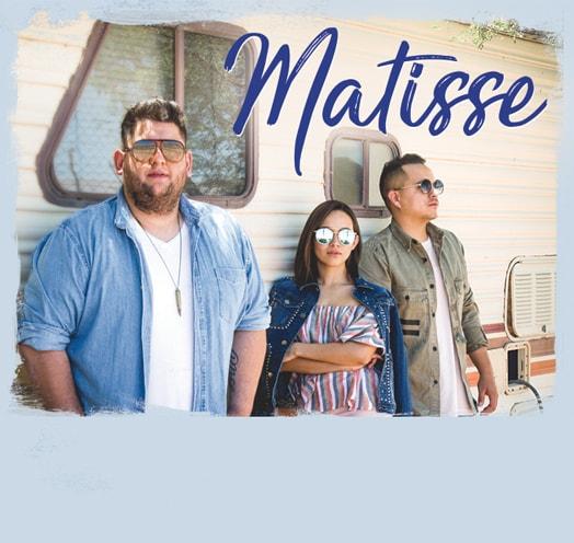 MATISSE - POR TU BIEN TOUR