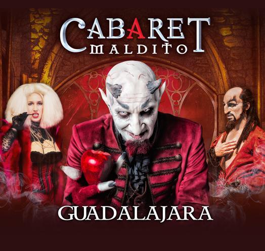 CABARET MALDITODEL CIRCO DE LOS HORRORES