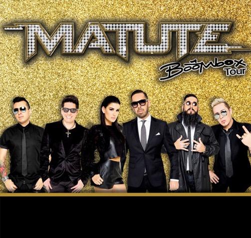 MATUTE EN CONCIERTOBOOMBOX TOUR