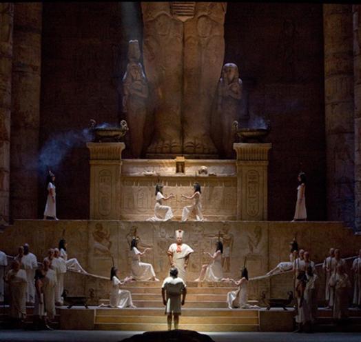En vivo desde el MET de NY presenta:AIDA de Giuseppe Verdi