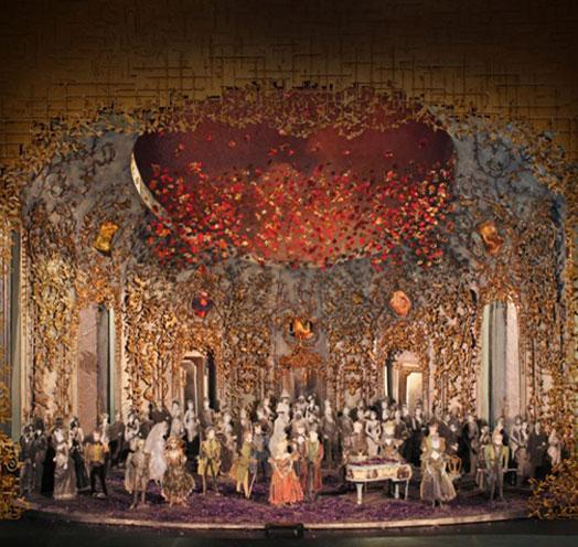 En vivo desde el MET de NY presenta:LA TRAVIATA de Giuseppe Verdi