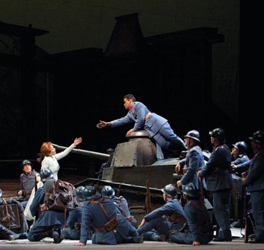 En vivo desde el MET de NY presenta:LA HIJA DEL REGIMIENTO de Gaetano Donizetti