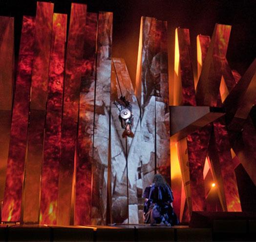En vivo desde el MET de NY presenta:LA VALQUIRIA de Richard Wagner
