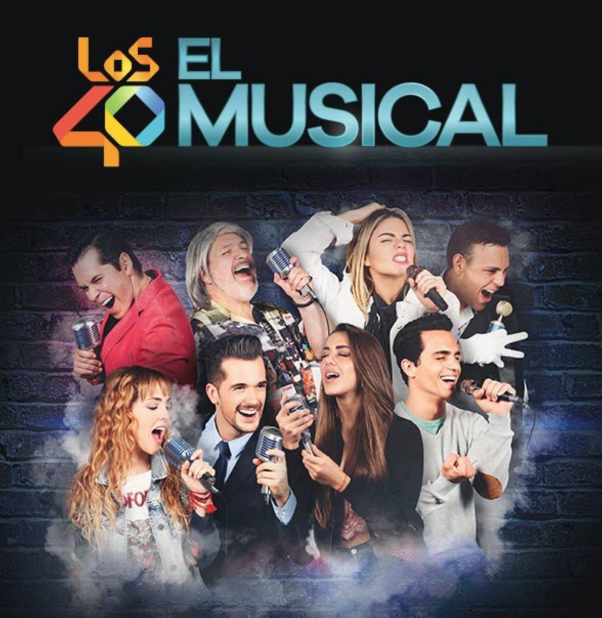 LOS 40 EL MUSICAL