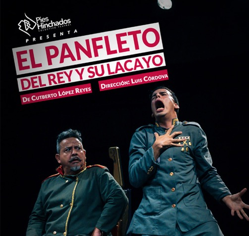 EL PANFLETO DEL REY Y SU LACAYO