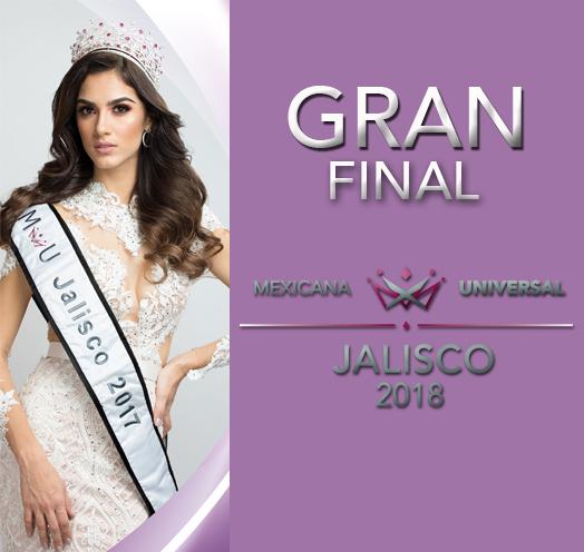CERTAMEN MEXICANA UNIVERSAL JALISCO 2018