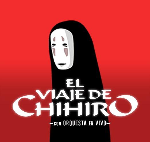 EL VIAJE DE CHIHIRO, LA PELÍCULA CON ORQUESTA EN VIVO