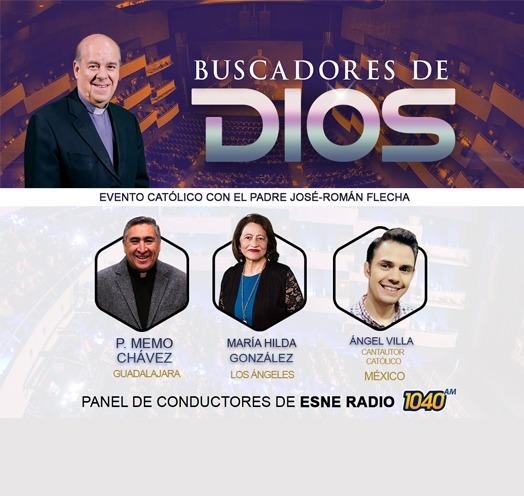 BUSCADORES DE DIOS