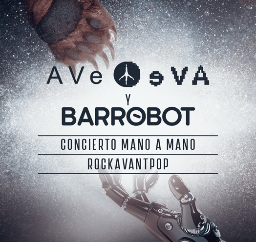 VE EVA Y BRA ROBOT