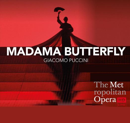 EN VIVO DESDE EL MET DE NY PRESENTA: MADAMA BUTTERFLY (Puccini)
