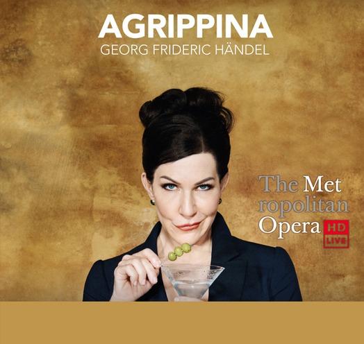 EN VIVO DESDE EL MET DE NY PRESENTA: AGRIPPINA (Handel) – Nueva Producción/Estreno del Met