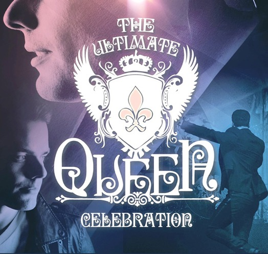 """THE ULTIMATE QUEEN CELEBRATION"" MARC MARTEL"
