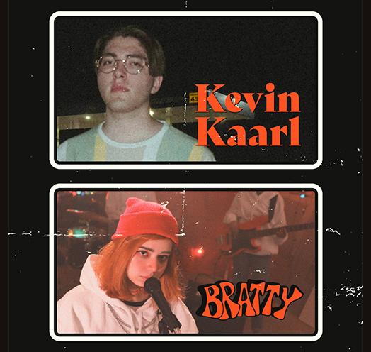 KEVIN KAARL & BRATTY