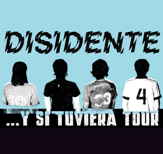 DISIDENTE XX ANIVERSARIO