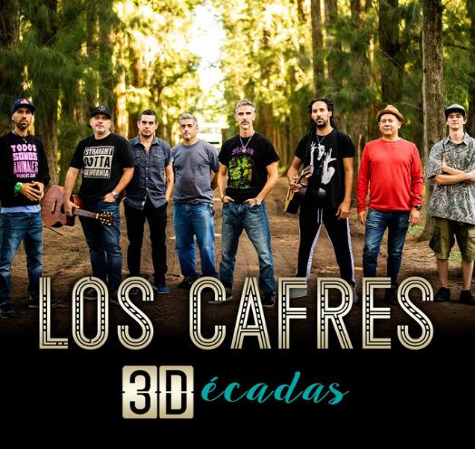 LOS CAFRES 3DECADAS