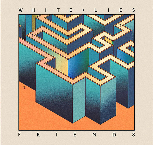 WHITE LIES. TOUR FRIENDS