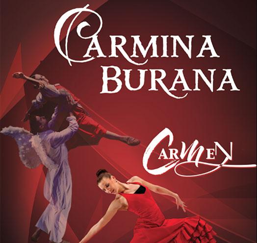 CARMEN & CARMINA BURANA