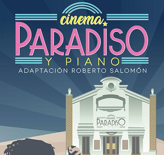 CINEMA PARADISO & PIANO